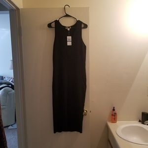 Michael Kors brand new black fitted dress